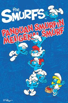 LC Smurf - Panduan Smurfin Mengenal Smurf