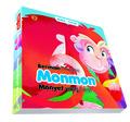 Board Book Buka Tutup Seri Bermain Bersama Monmon Monyet yang Gesit