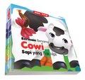 Board book Buka Tutup Seri Bermain Bersama Cowi  sapi  yang baik hati