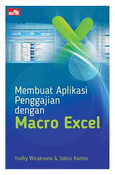 Membuat Aplikasi Penggajian dengan Macro Excel