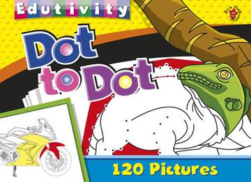 Edutivity Dot To Dot 120 Pictures
