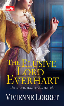 HR: The Elusive Lord Everhart