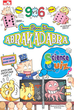 Science Quiz: 1... 2... 3... ABRAKADABRA