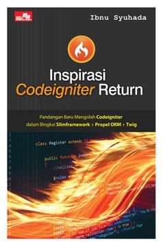 Inspirasi Codeigniter Return