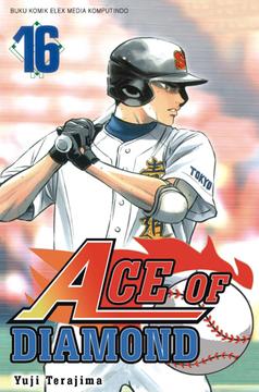 Ace of Diamond 16