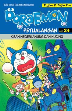 Doraemon Petualangan 24 (Terbit Ulang)