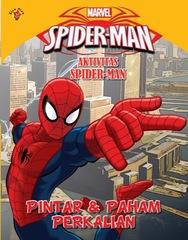 Aktivitas Spider-Man: Pintar dan Paham Perkalian