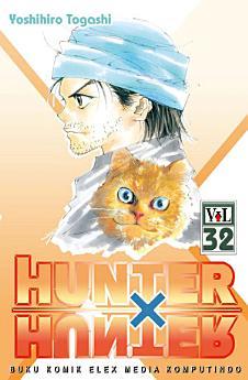 Hunter X Hunter 32 Yoshihiro Togashi