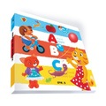 Board Book Ayo Cerdas - Bemain ABC Bersama