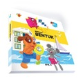 Board book Ayo cerdas : Bermain bentuk