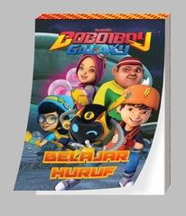 Boboiboy Galaxy Activity : Belajar Huruf Animonsta Studio Sdn. Bhd