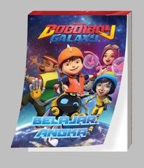 Boboiboy Galaxy Activity : Belajar Angka