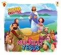 Sticker Creative Aku Anak Tuhan: Mukjizat Yesus