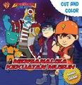 Cut and Color Boboiboy Galaxy: Menganalisa Kekuatan Musuh Animonsta Studio Sdn. Bhd