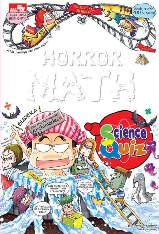 Science Quiz : Horror Math