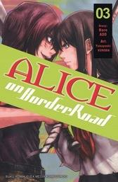 Alice on Border Road 3