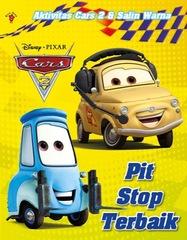 Aktivitas Cars 2 & Salin Warna Pit Stop Terbaik