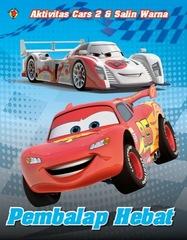 Aktivitas Cars 2 & Salin Warna Pembalap Hebat