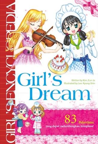 Girl`s Encyclopedia: Girl`s Dream