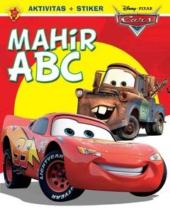 Aktivitas Cars + Stiker: Mahir ABC
