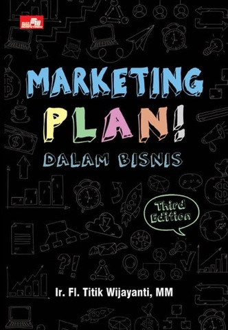 MARKETING PLAN! DALAM BISNIS (Third Edition)