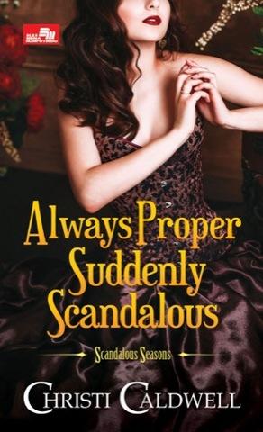 HR: Always Proper, Suddenly Scandalous