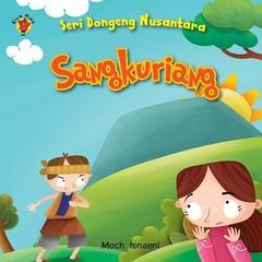 Board Book Seri Dongeng Nusantara: Sangkuriang