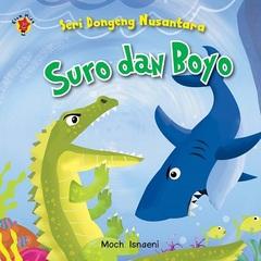 Boar Book Seri Dongeng Nusantara: Suro dan Boyo