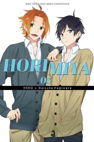 Horimiya 05 HERO, Daisuke Hagiwara