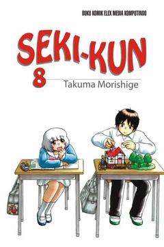 Seki-kun 8