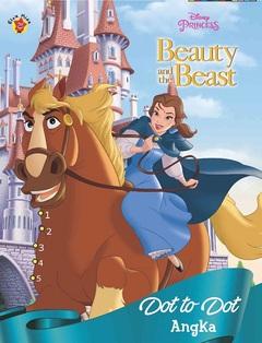 Dot to dot Beauty and The Beast: Angka