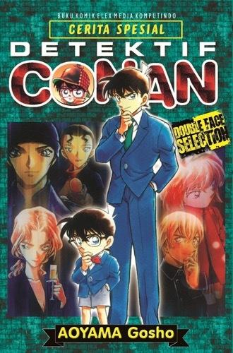 Detektif Conan - Double Face Selection