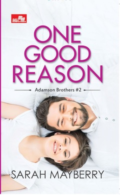 CR: One Good Reason (Adamson Brothers #2)