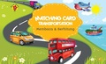 MATCHING CARD TRANSPORTATION: Membaca & Berhitung