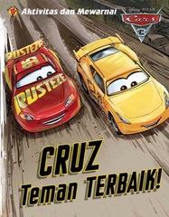 Aktivitas CARS 3: Cruz Teman Terbaik!