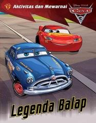 Aktivitas CARS 3: Legenda Balap