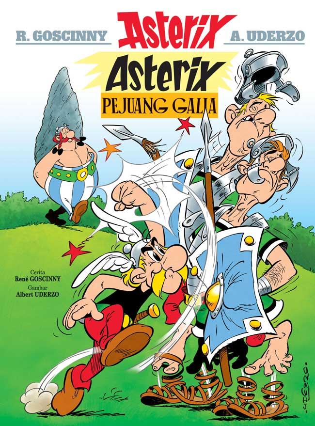 Asterix - Pejuang Galia