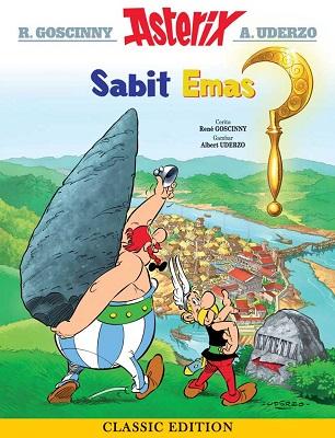 Asterix - Asterix dan Sabit Emas (Classic)