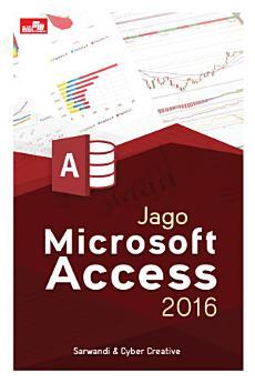Jago Microsoft Access 2016