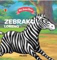Board Book Aku Ingin Tahu : Zebraku Loreng
