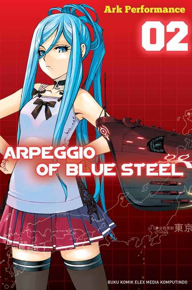Arpeggio of Blue Steel 02