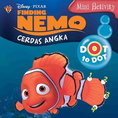 Mini Activity Finding Nemo: Dot to Dot Cerdas Angka