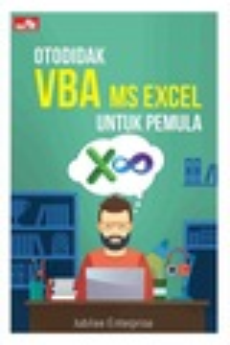 Otodidak VBA MS Excel untuk Pemula