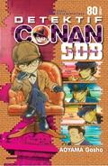 Detektif Conan 80 +Plus SDB AOYAMA Gosho