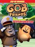 Pop up Coloring Gob & Friend :  Persahabatan