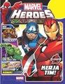 Marvel Avengers and Other Heroes-Avengers Kerja Tim!