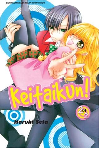 Keitai-kun! Vol. 2