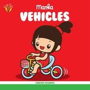 Board Book Manka Vehicles