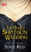 HR: The Duke`s Shotgun Wedding (Scandalous House of Calydon #1)