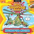 Mini Coloring Books-Helikopter Militer